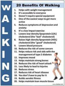 20 bens of walking tw mar 16