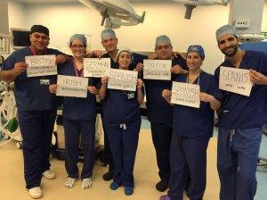 team at hospital tw 27616