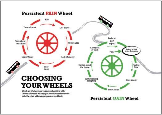 pain wheel tw 24816