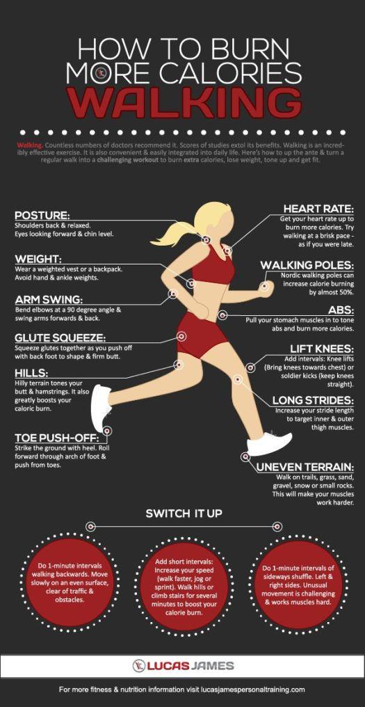 health blog walking