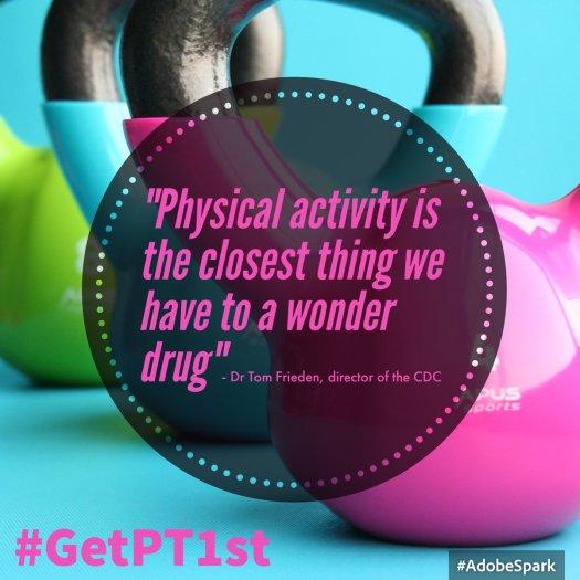 get pt 1st activity