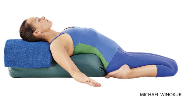 yoga journal mild depression