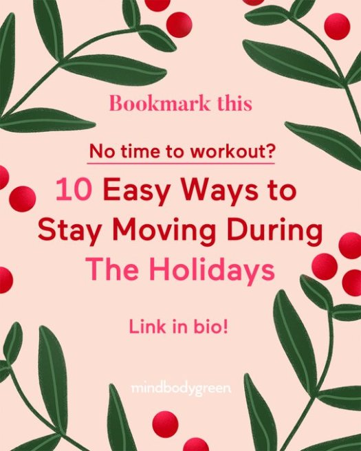mbg 10 easy ways to keep moving