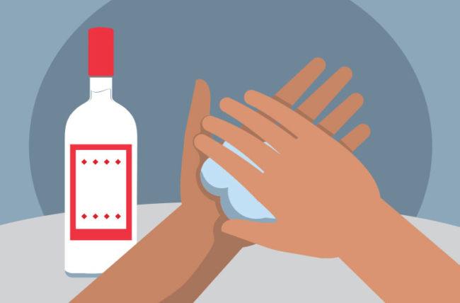 cleveland alcohol hand sanitizer